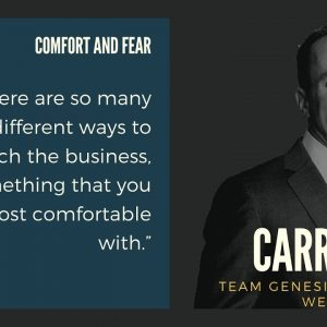 The Best of Brian Carruthers Interview – Comfort & Fear